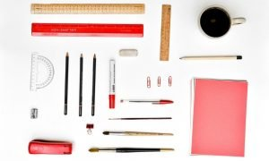 essential office stationery