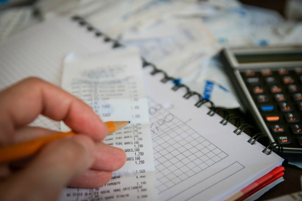 deducting home office on taxes